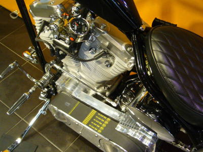 ハーレー New CSS MYP ChopperSpringer 車体写真2
