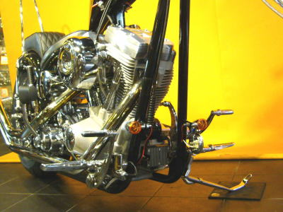 ハーレー New CSS MYP ChopperSpringer 車体写真4