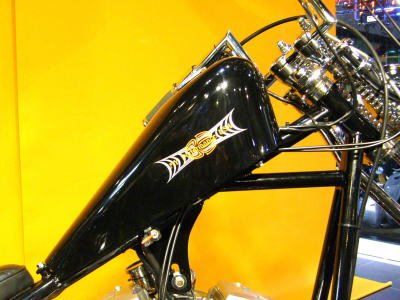 ハーレー New CSS MYP ChopperSpringer 車体写真5