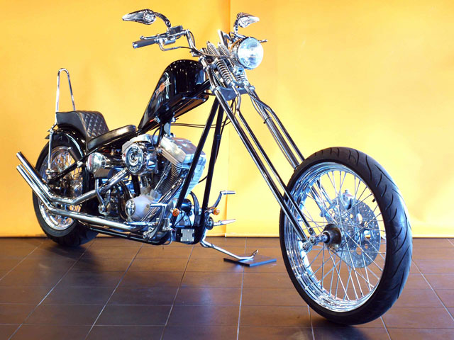 ハーレー New Chopper MYP First CSS 車体写真1