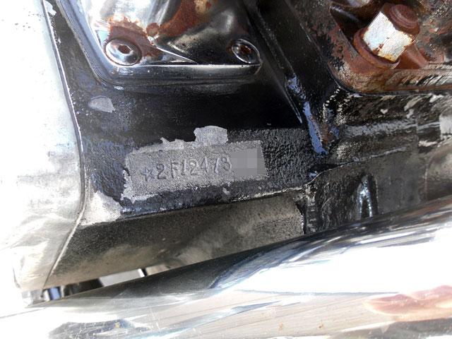 ハーレーダビッドソン 1977 Ridgid shovel FXS (2F) 車体写真7