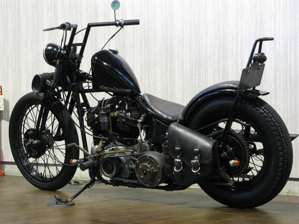 ハーレーダビッドソン 1937 EL 1000 Knucklehead 車体写真6