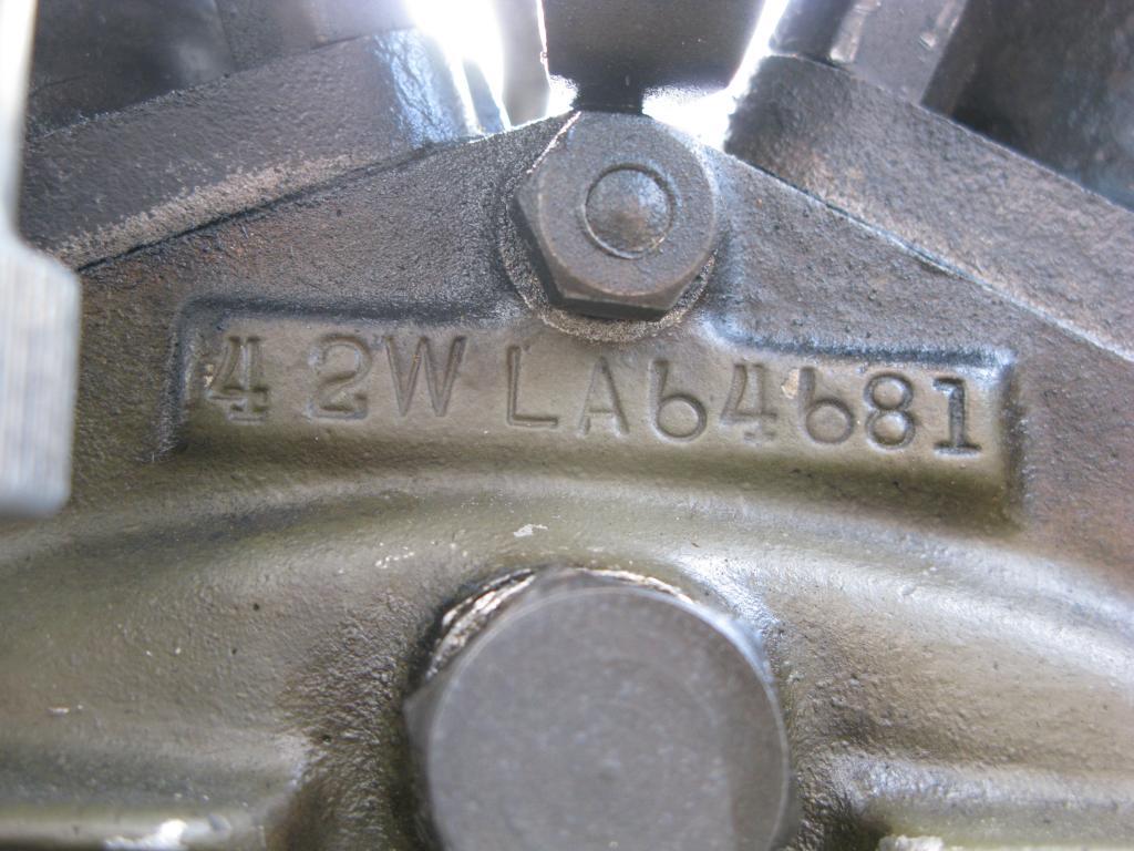 ハーレーダビッドソン 1942 WLA 車体写真12