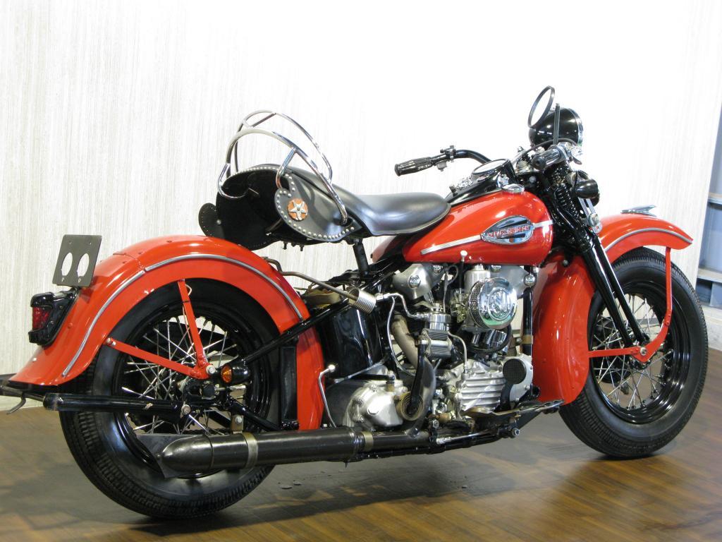 ハーレーダビッドソン 1946 EL 1000 車体写真3