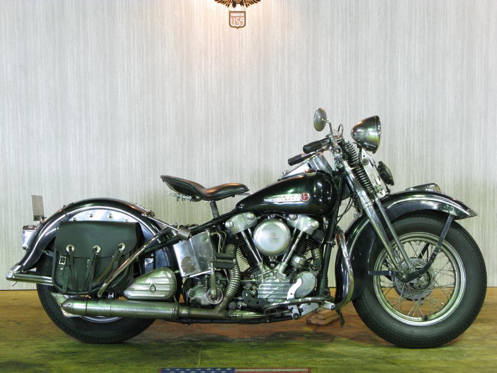 ハーレーダビッドソン 1947 EL 1000 車体写真1