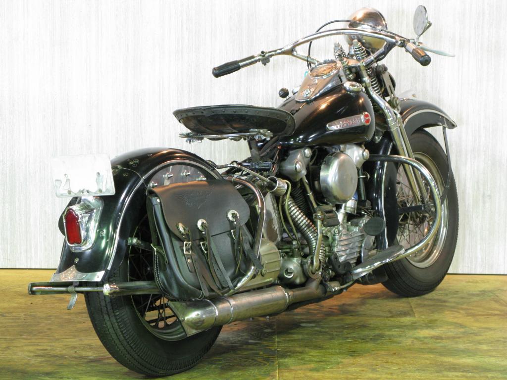 ハーレーダビッドソン 1947 EL 1000 車体写真3