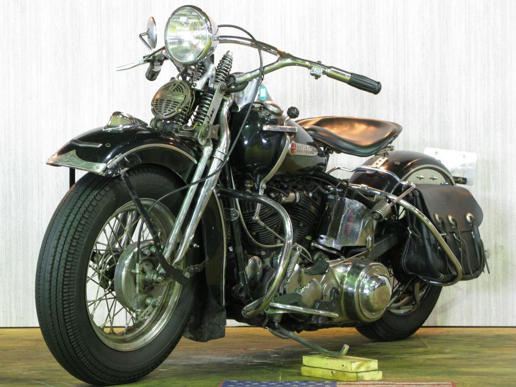ハーレーダビッドソン 1947 EL 1000 車体写真5