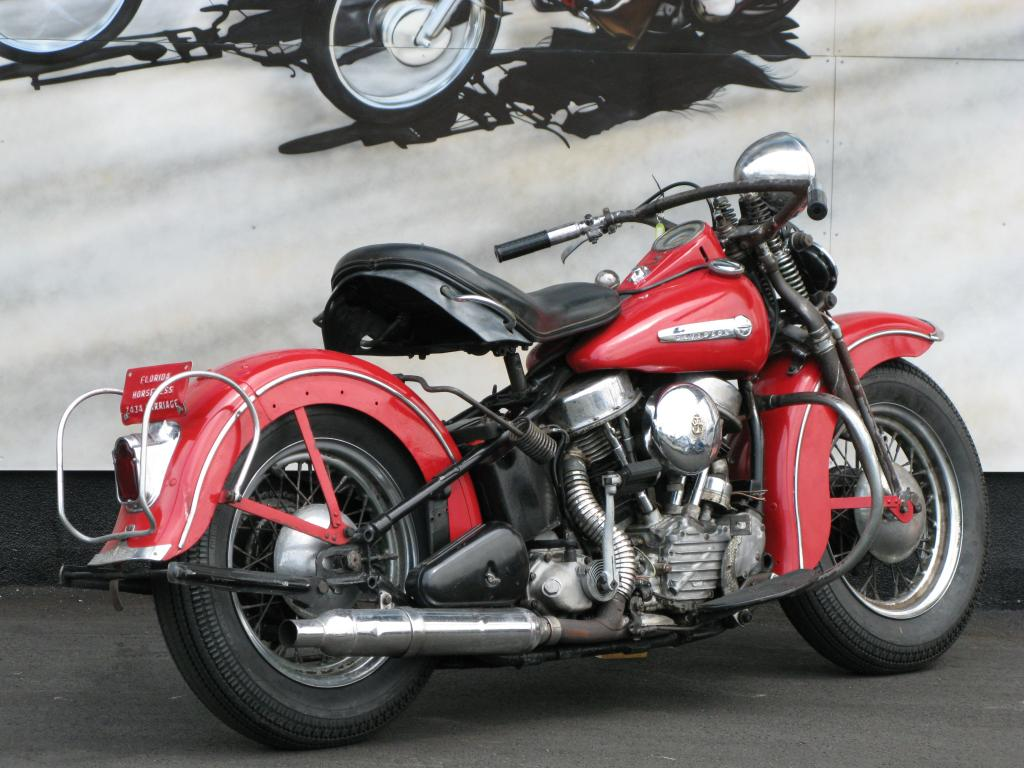 ハーレーダビッドソン 1948 EL 1000 車体写真3