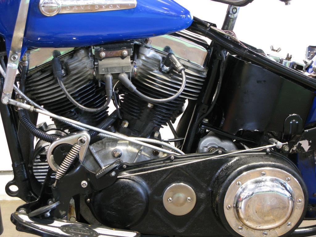 ハーレーダビッドソン 1948 FL 1200 車体写真8