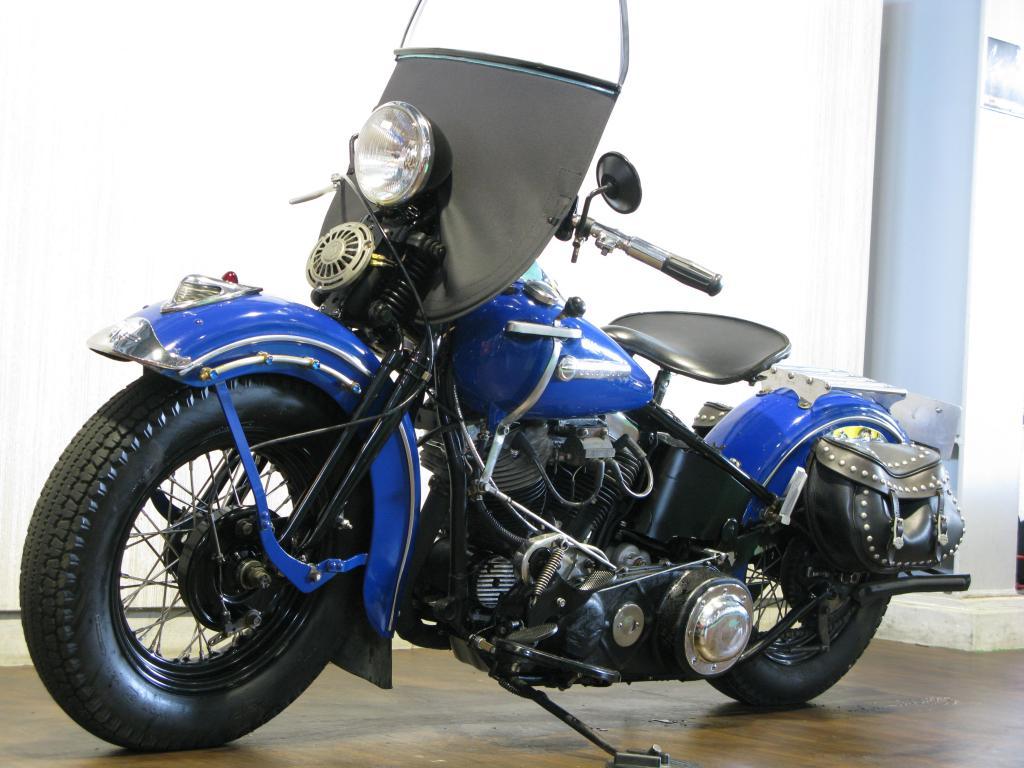 ハーレーダビッドソン 1948 FL 1200 車体写真5