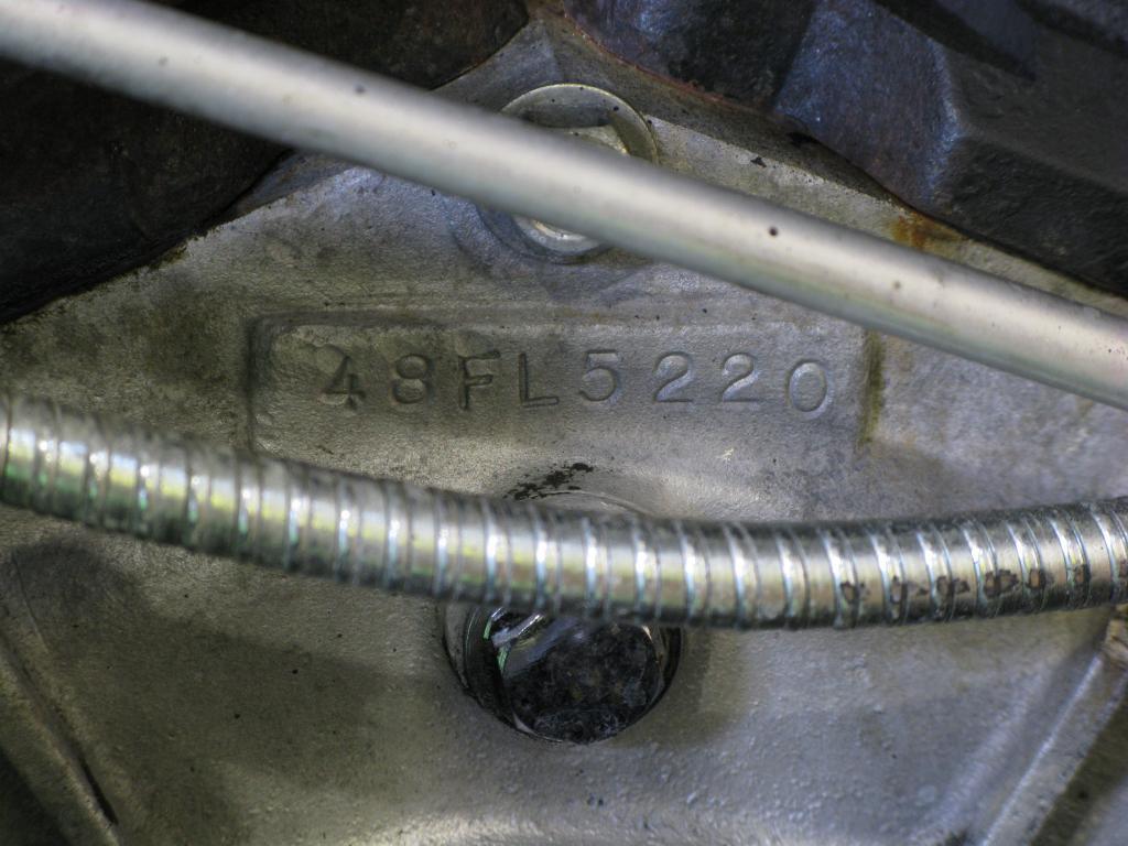 ハーレーダビッドソン 1948 FL 1200 車体写真10