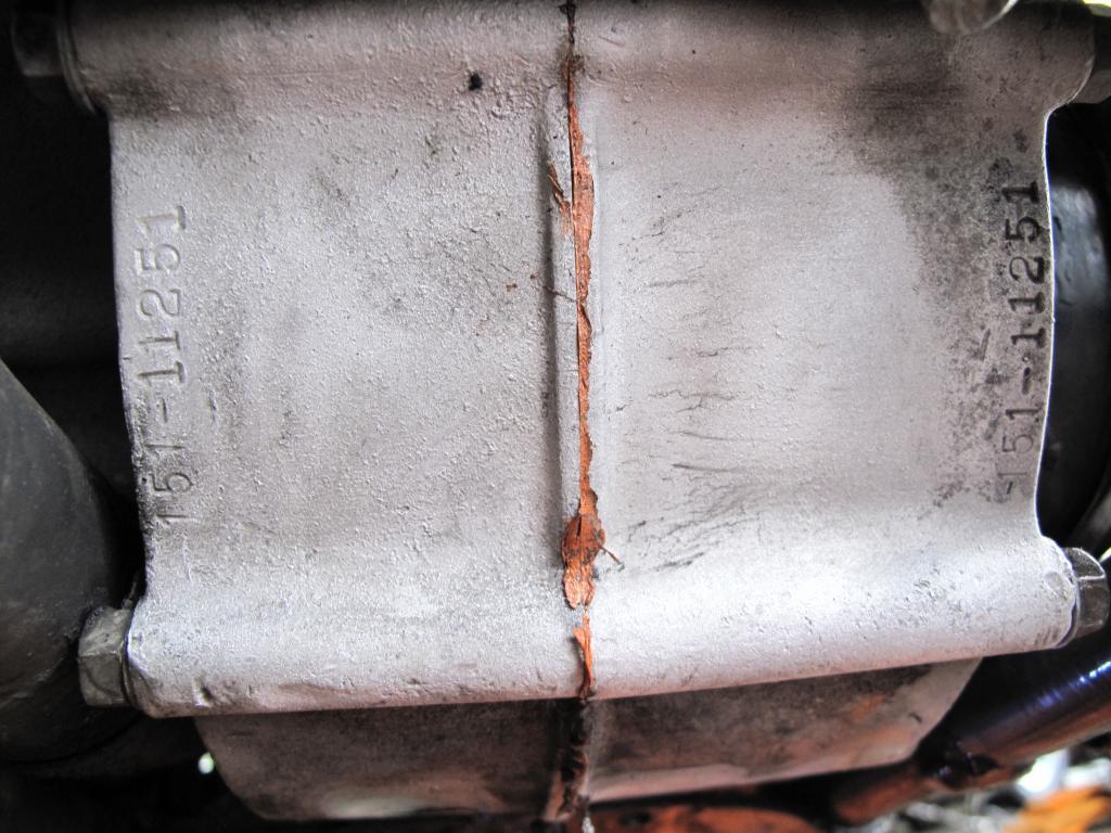 ハーレーダビッドソン 1949 FL 1200 車体写真12