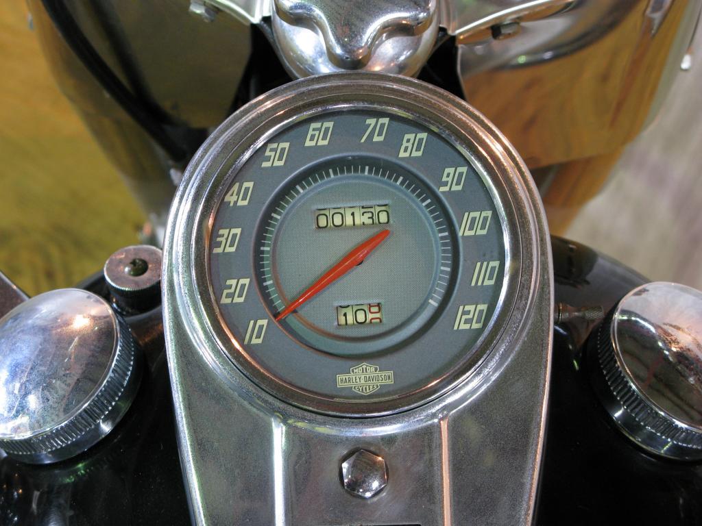 ハーレーダビッドソン 1949 FL 1200 車体写真10