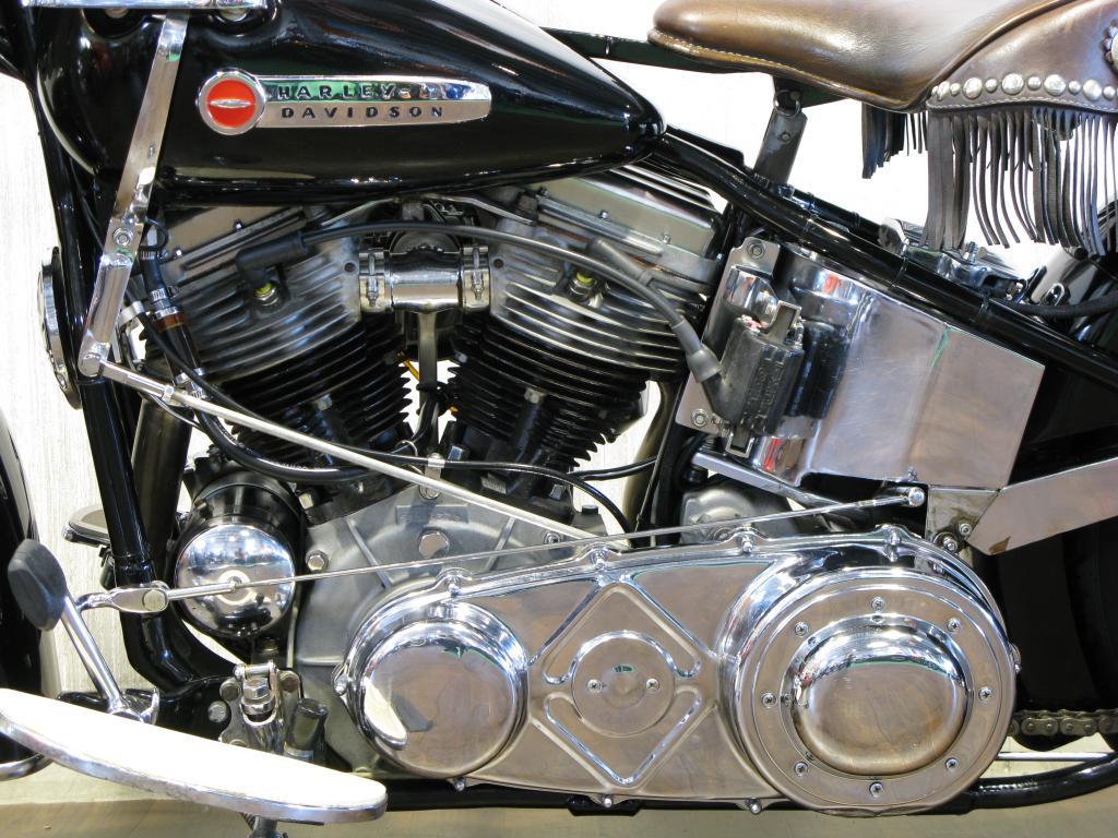 ハーレーダビッドソン 1950 FL 1200 車体写真8