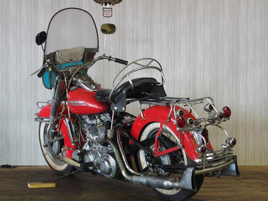 ハーレーダビッドソン 1951 EL 1000 車体写真6