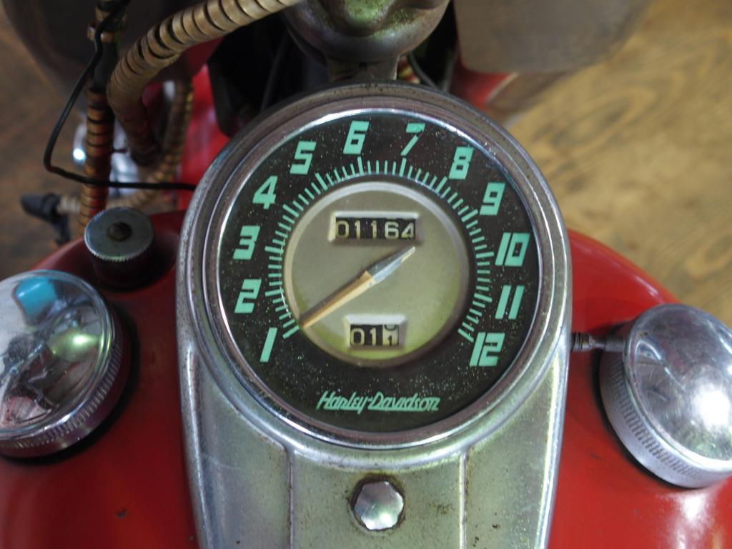 ハーレーダビッドソン 1951 EL 1000 車体写真9