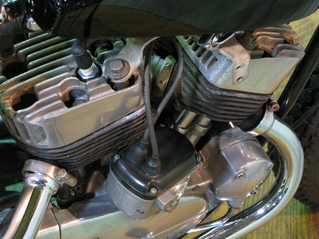 ハーレーダビッドソン 1952 K Sport Star 車体写真10