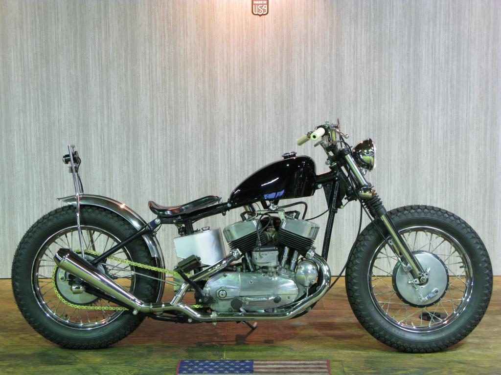 ハーレーダビッドソン 1952 K Sport Star 車体写真1
