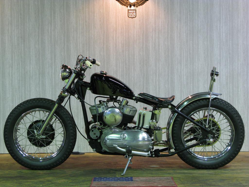 ハーレーダビッドソン 1952 K Sport Star 車体写真4