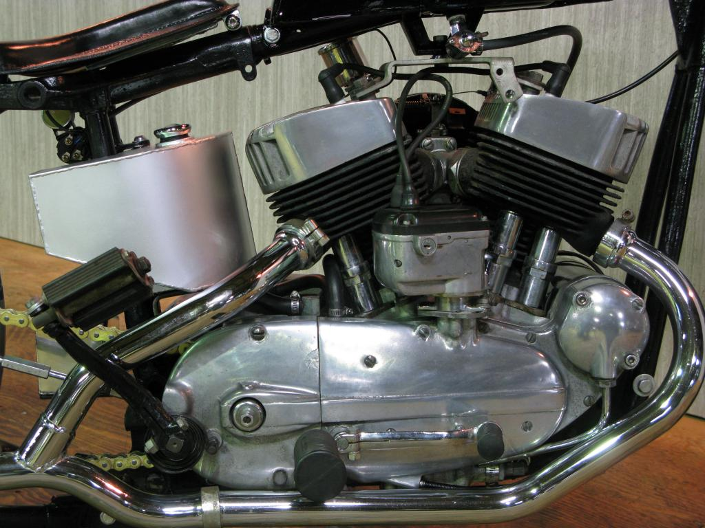 ハーレーダビッドソン 1952 K Sport Star 車体写真7