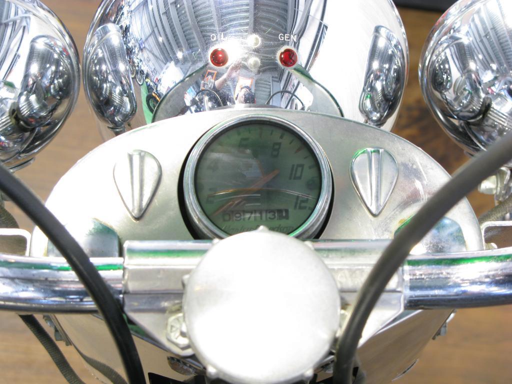 ハーレーダビッドソン 1953 KK Sport Star 車体写真10