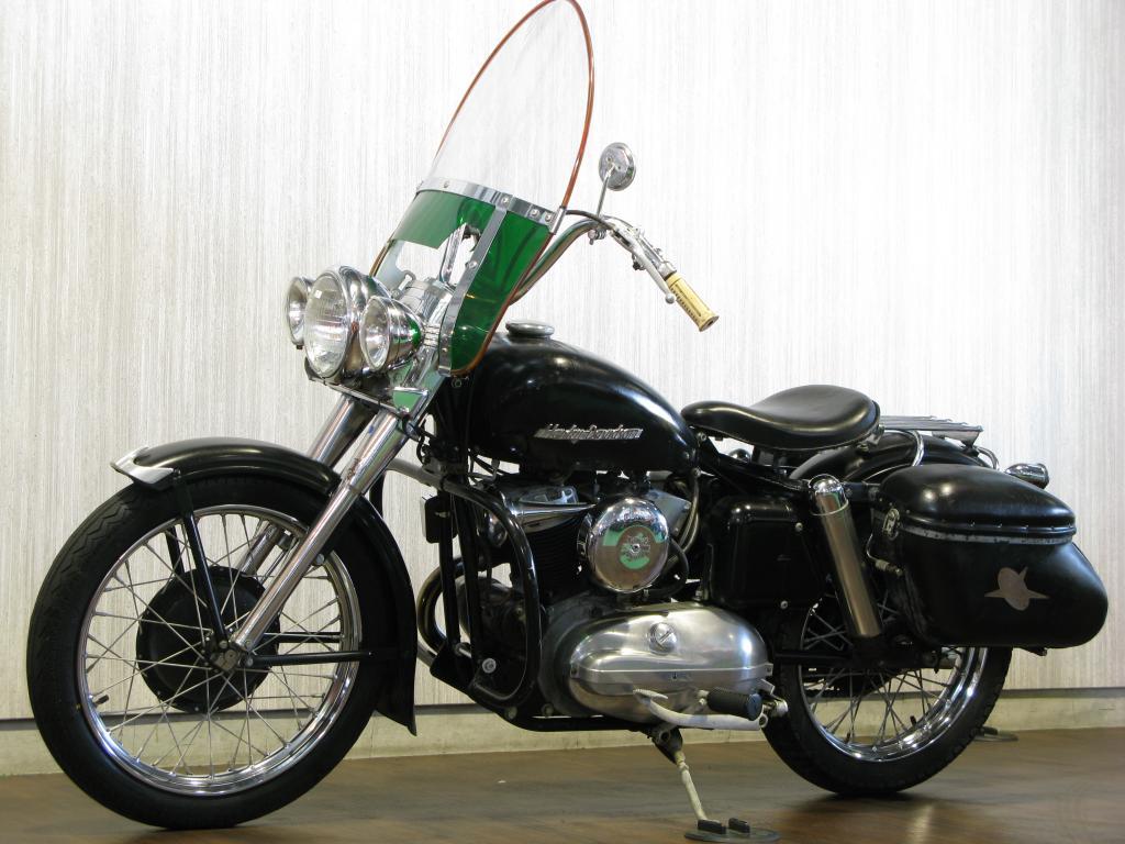 ハーレーダビッドソン 1953 KK Sport Star 車体写真5