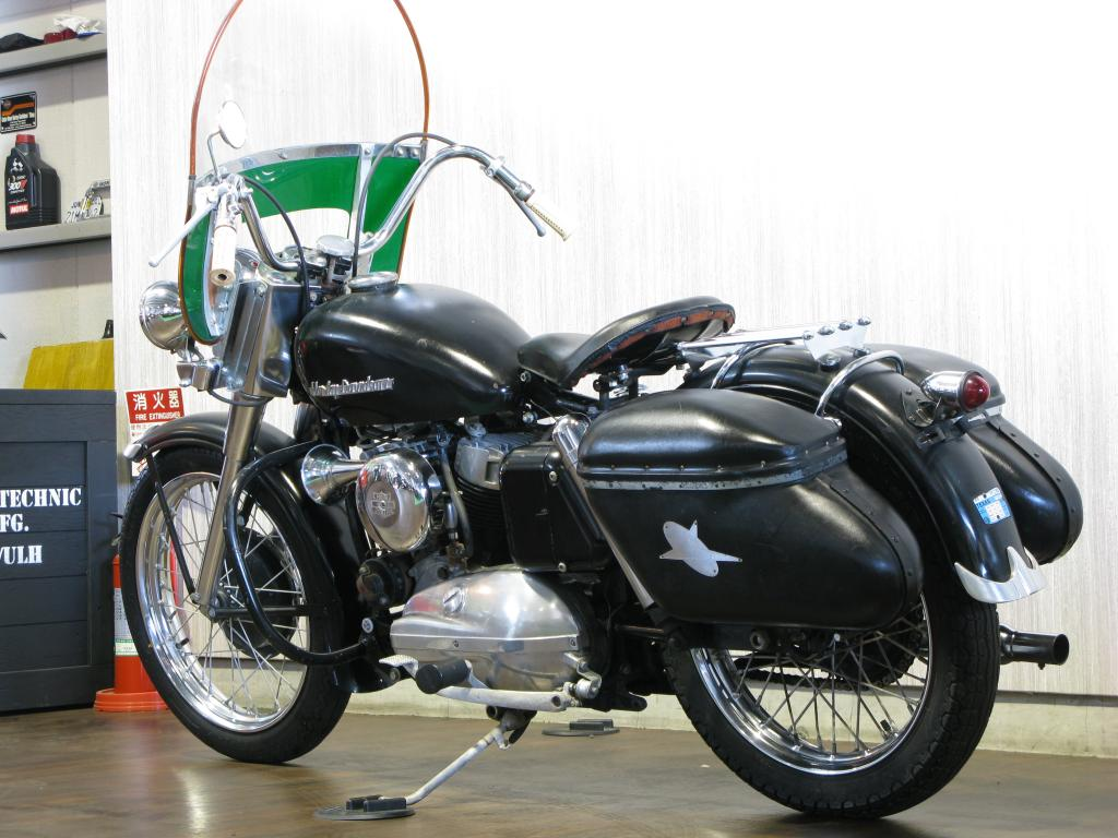 ハーレーダビッドソン 1953 KK Sport Star 車体写真6