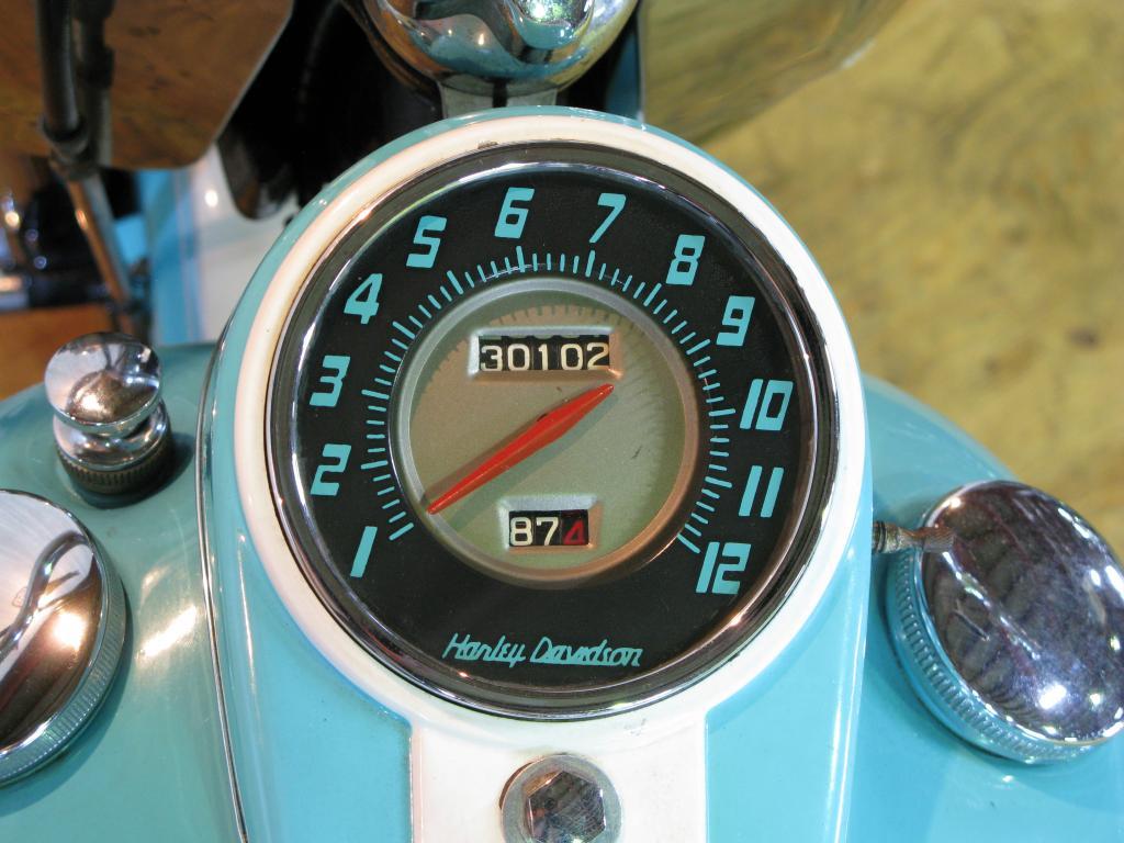 ハーレーダビッドソン 1955 FL 1200 Hydra Glide 車体写真9