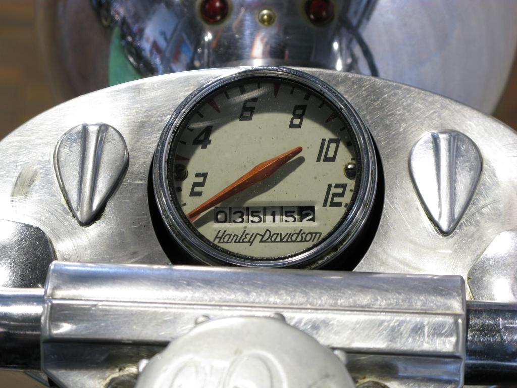 ハーレーダビッドソン 1955 KH Sports Star 車体写真10