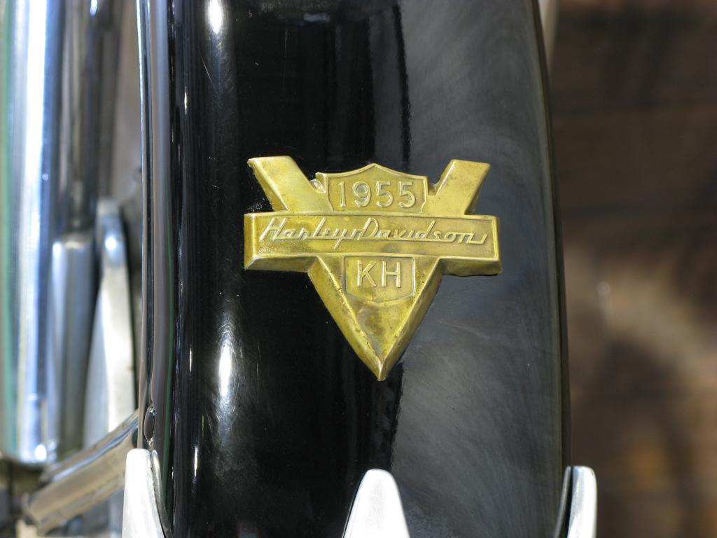 ハーレーダビッドソン 1955 KH Sports Star 車体写真9