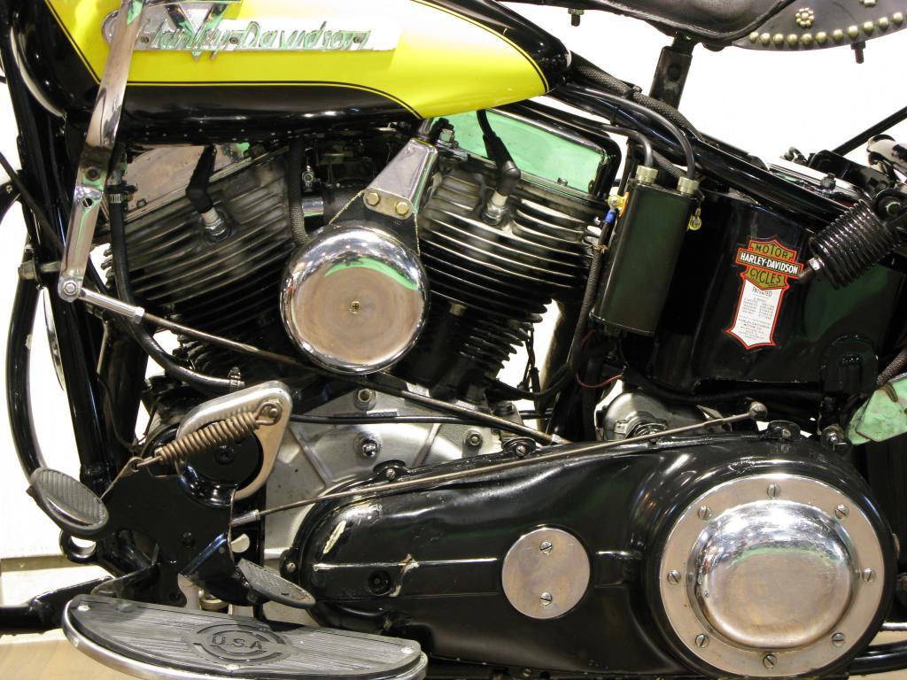 ハーレーダビッドソン 1956 FL 1200 Hydra Glide 車体写真8