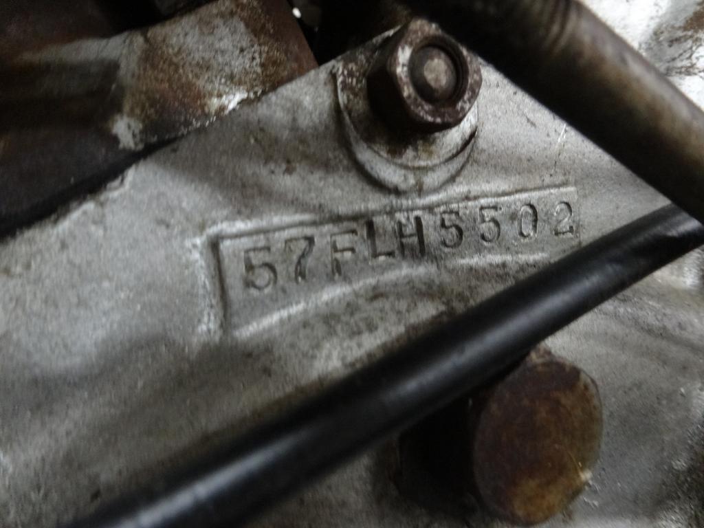 ハーレーダビッドソン 1957 FLH 1200 Hydra Glide 車体写真9