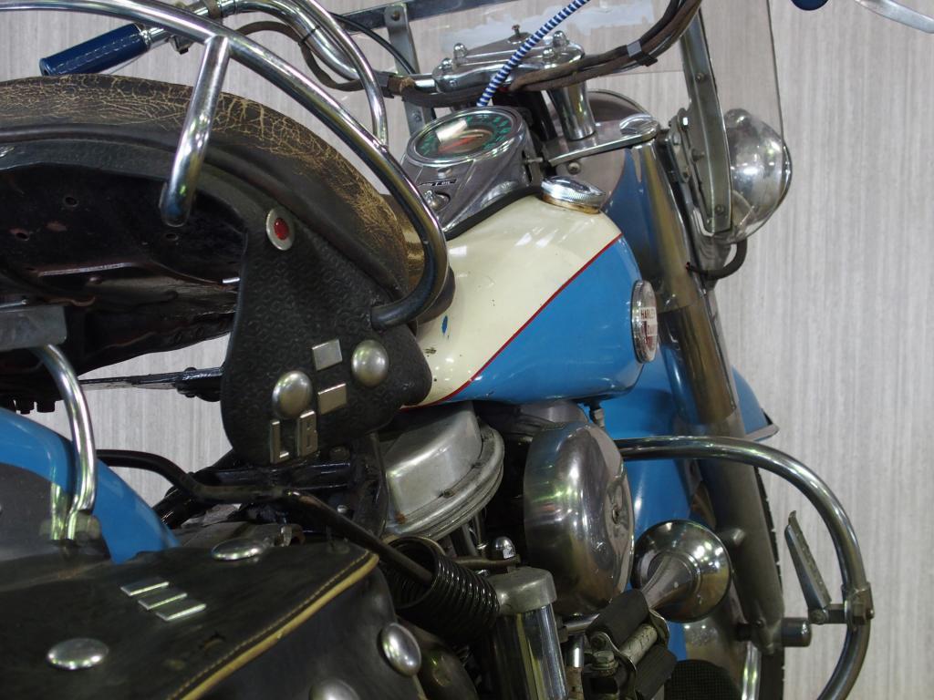 ハーレーダビッドソン 1957 FLH 1200 Hydra Glide 車体写真7