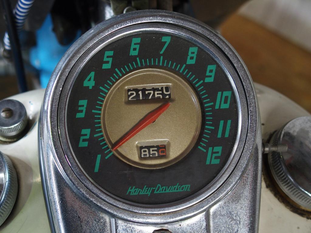 ハーレーダビッドソン 1957 FLH 1200 Hydra Glide 車体写真10
