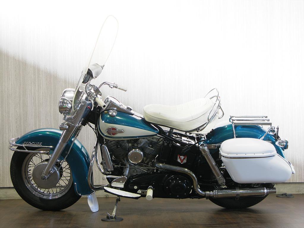 ハーレーダビッドソン 1960 FLH 1200 Duo Glide 車体写真4