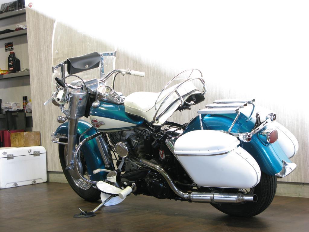 ハーレーダビッドソン 1960 FLH 1200 Duo Glide 車体写真6