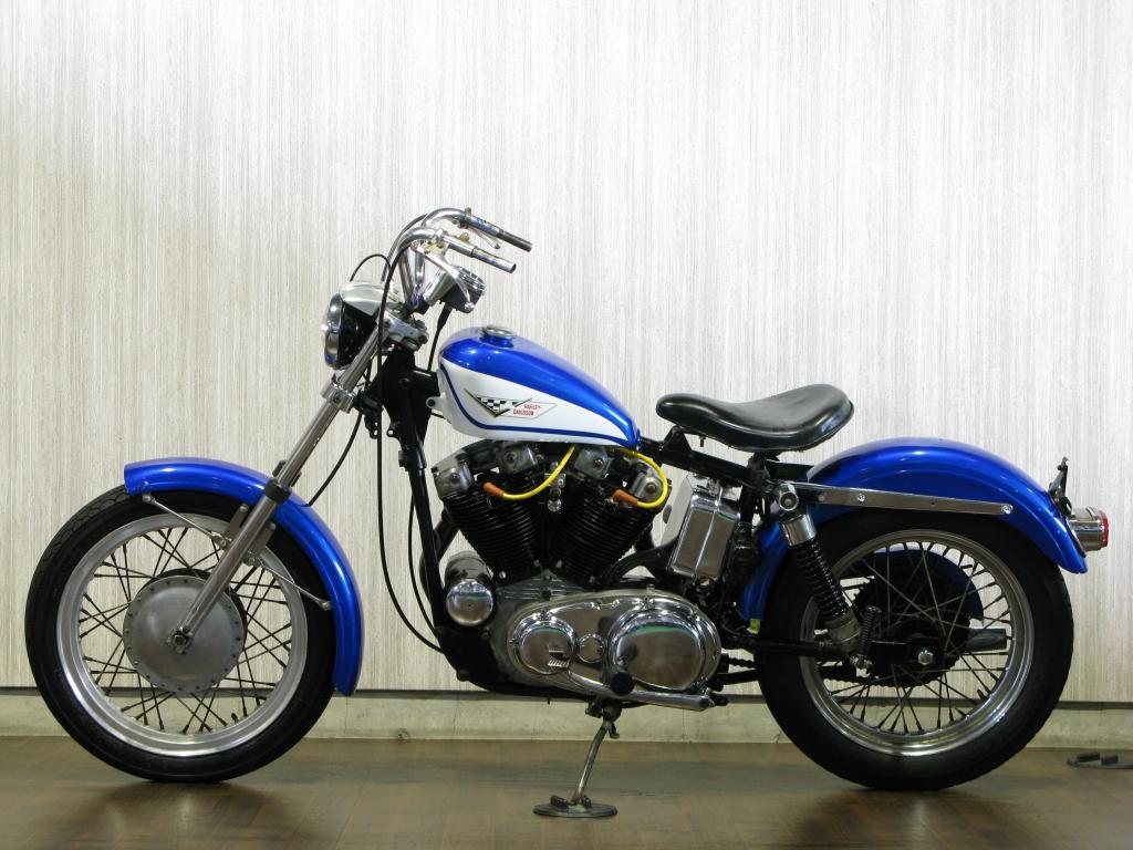 ハーレーダビッドソン 1960 XLCH 900 車体写真4