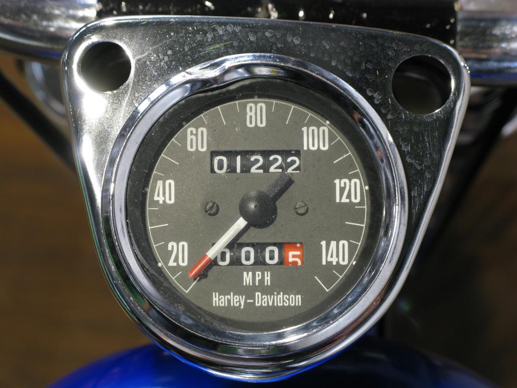 ハーレーダビッドソン 1960 XLCH 900 車体写真9