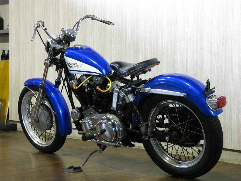 ハーレーダビッドソン 1960 XLCH 900 車体写真6