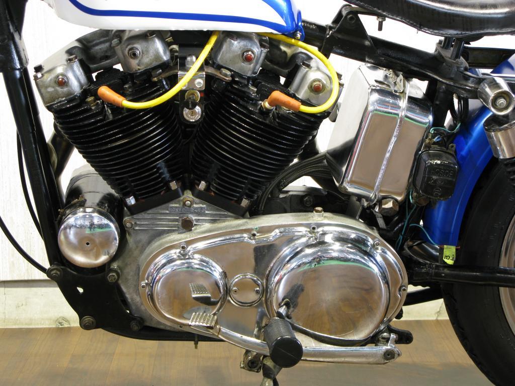 ハーレーダビッドソン 1960 XLCH 900 車体写真7