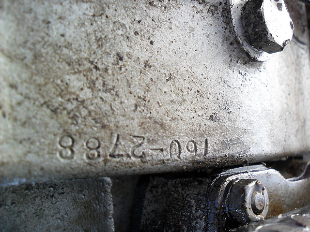 ハーレーダビッドソン 1960 XLCH 車体写真10