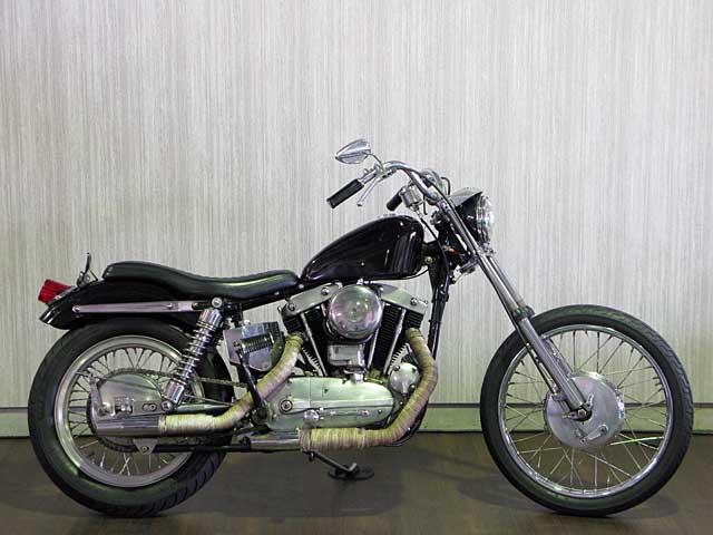 ハーレーダビッドソン 1960 XLCH 車体写真1