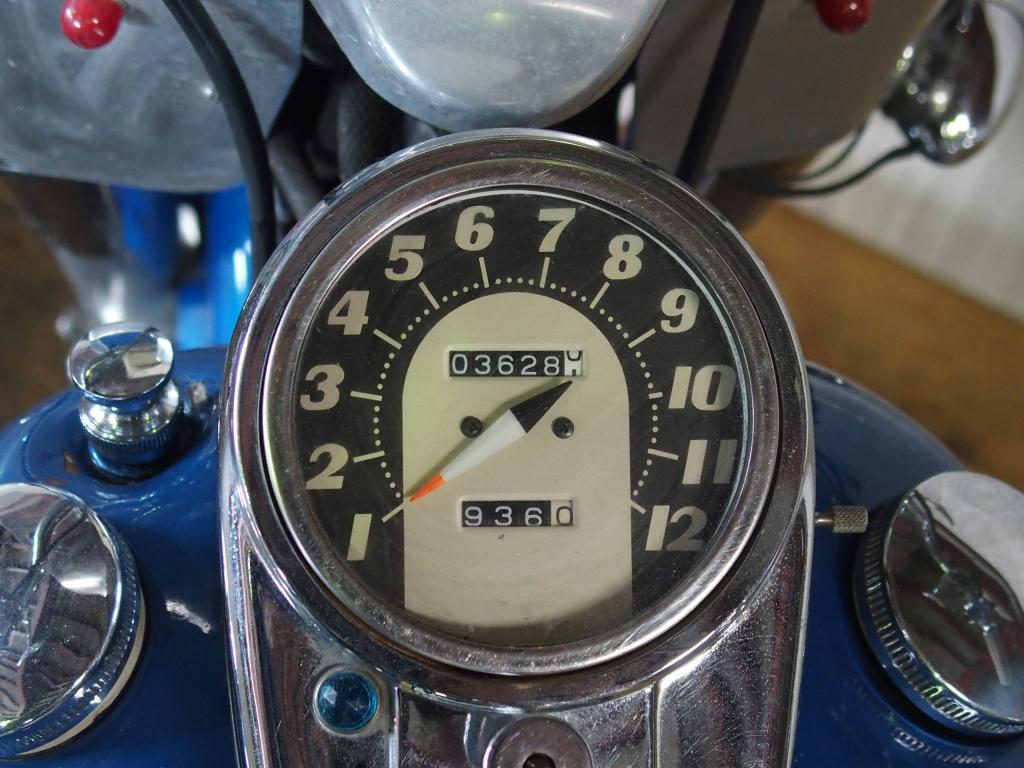 ハーレーダビッドソン 1961 FLH Duo Glide 車体写真9