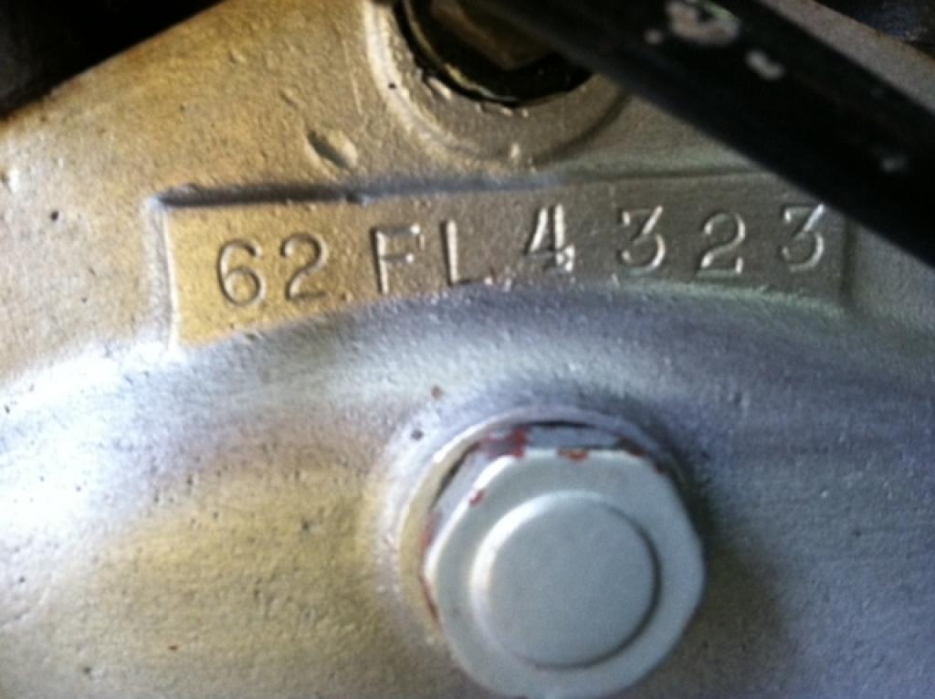 ハーレーダビッドソン 1962 FL Duo-Glide 車体写真12