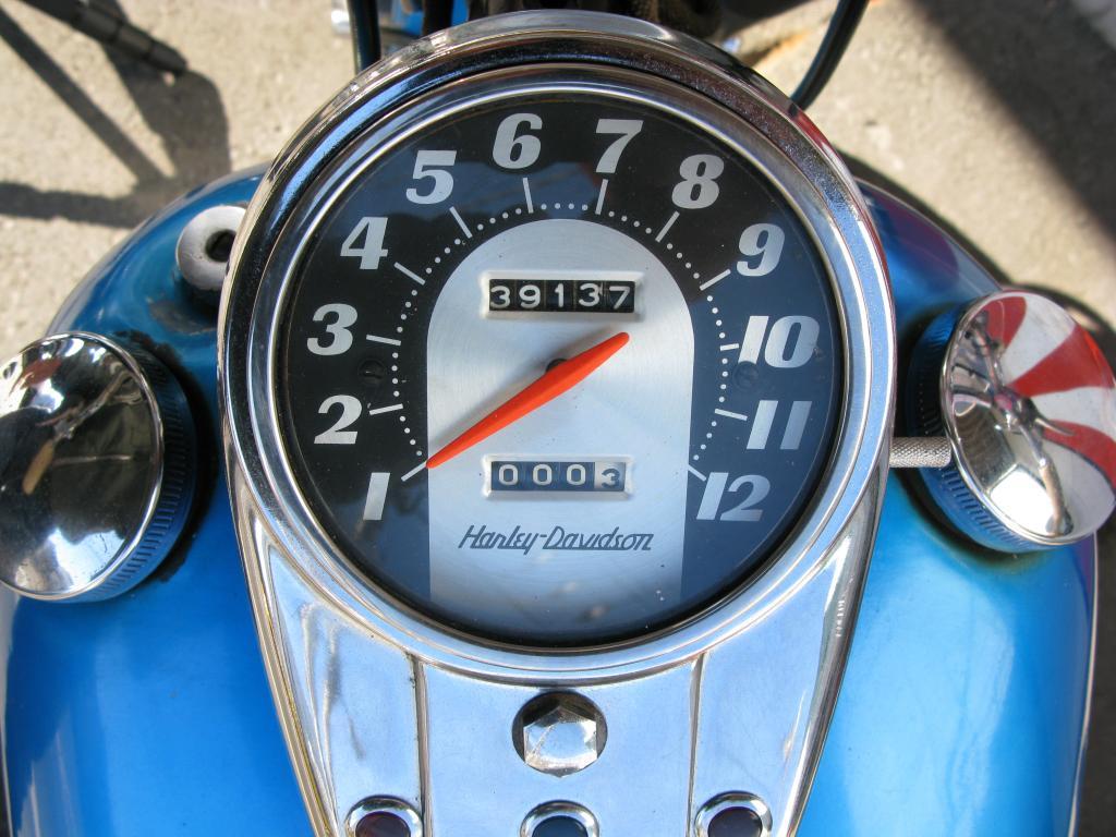 ハーレーダビッドソン 1964 FLH 1200 Duo Glide 車体写真9