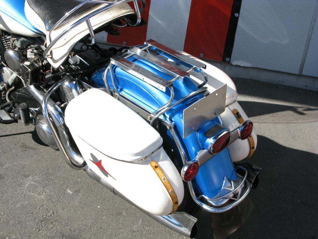 ハーレーダビッドソン 1964 FLH 1200 Duo Glide 車体写真10