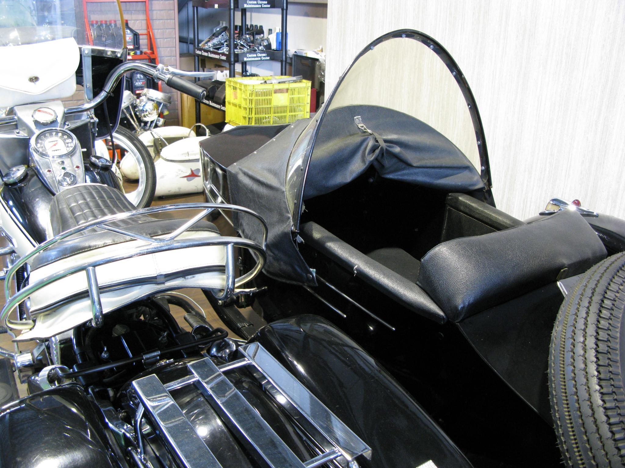 ハーレーダビッドソン 1964 FLH Duo Glide SC 車体写真8