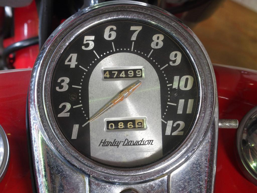 ハーレーダビッドソン 1966 FLH 1200 Early Shovel 車体写真10