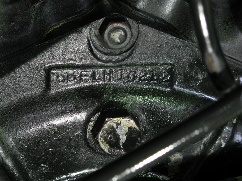 ハーレーダビッドソン 1966 FLH Custom 車体写真12