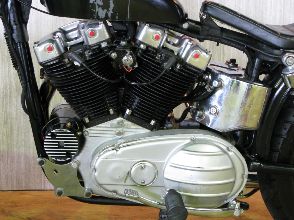 ハーレーダビッドソン 1967 XLCH 車体写真8